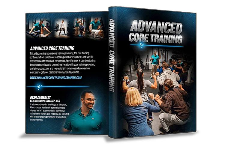 Advanced Core Training Box Cover