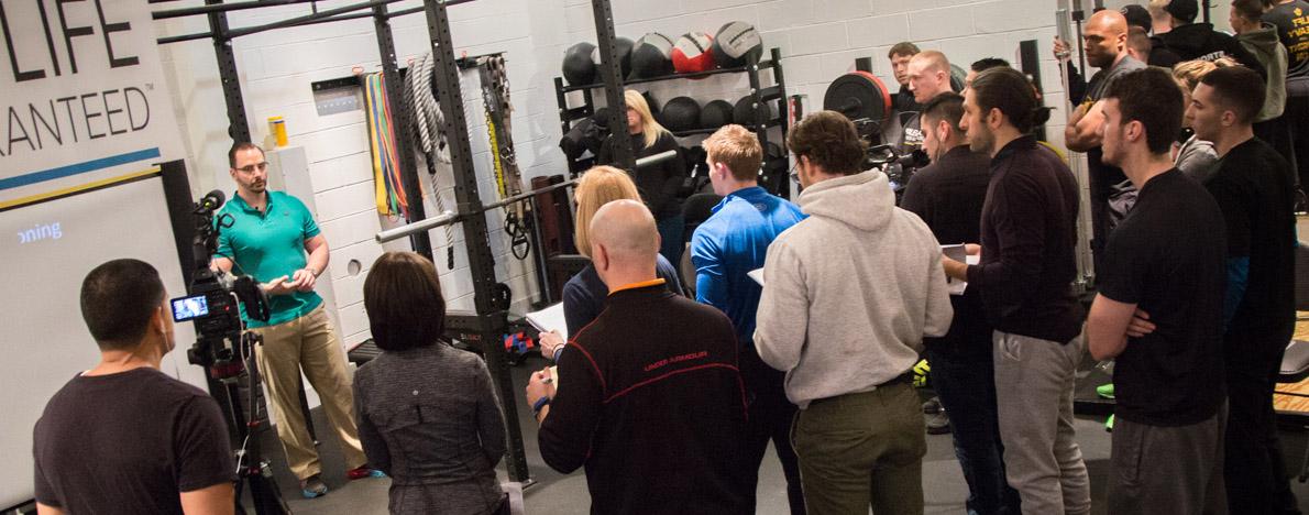 Dean Somerset Advanced Core Training Guarantee