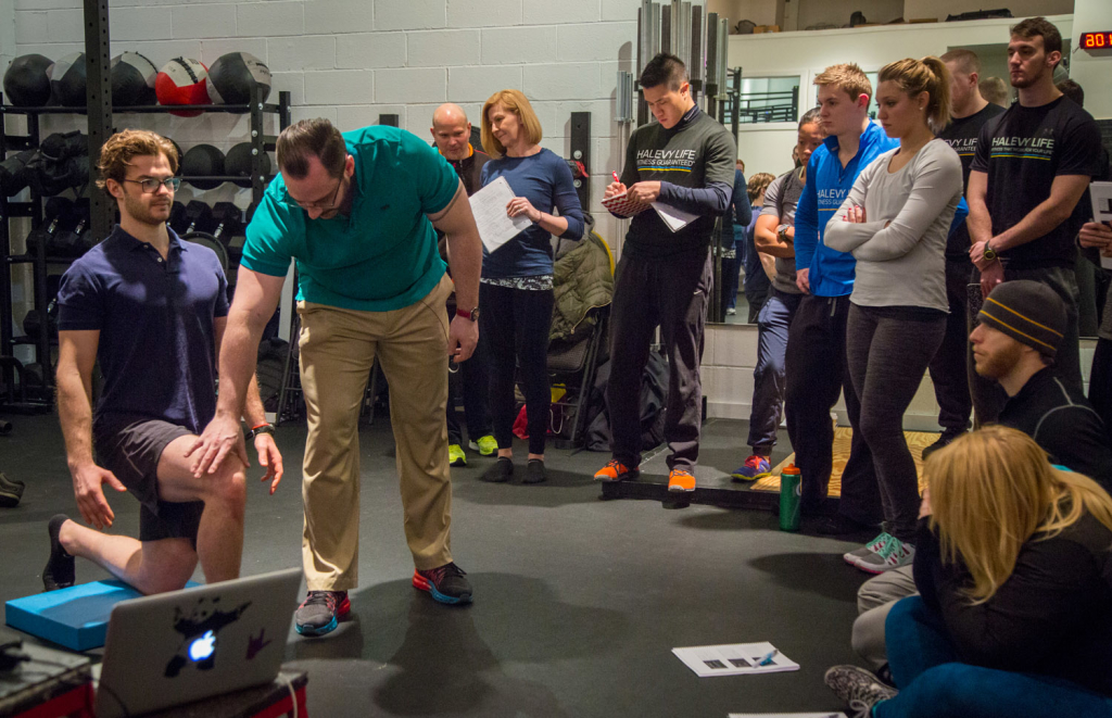 Dean Somerset What is Advanced Core Training