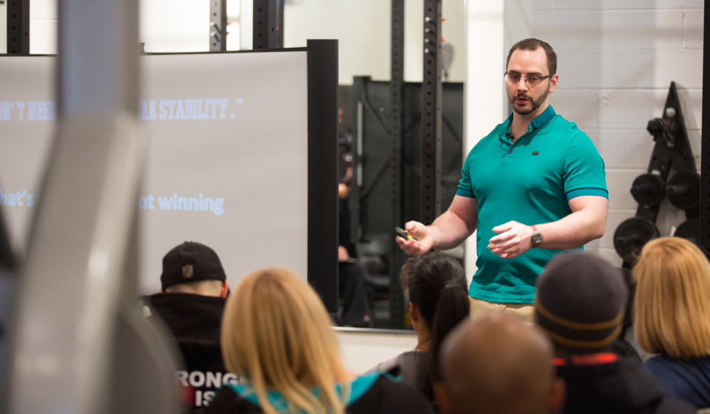 How can Dean Somerset's Advanced Core Training Seminar help you
